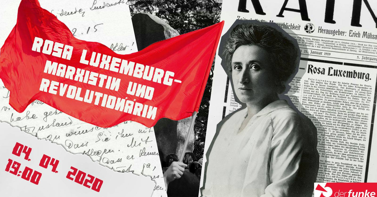 [VIDEO] Rosa Luxemburg - Marxistin und Revolutionärin