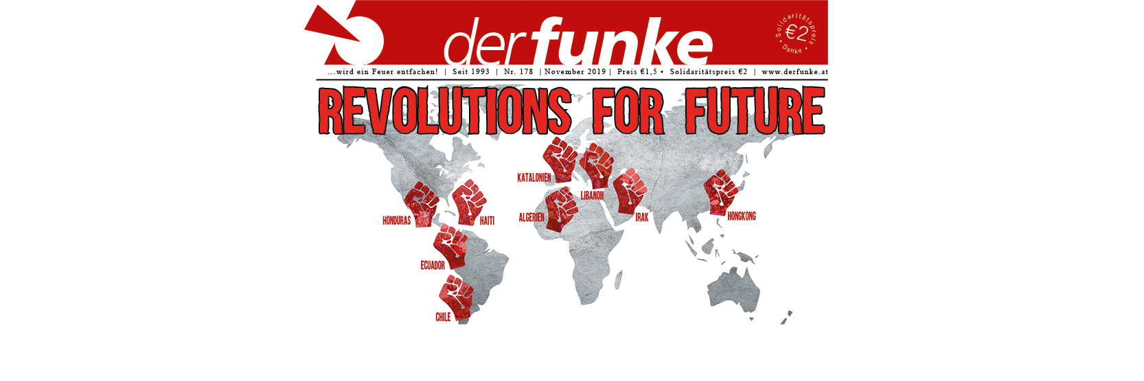 Revolutions for Future (Funke Nr. 178)
