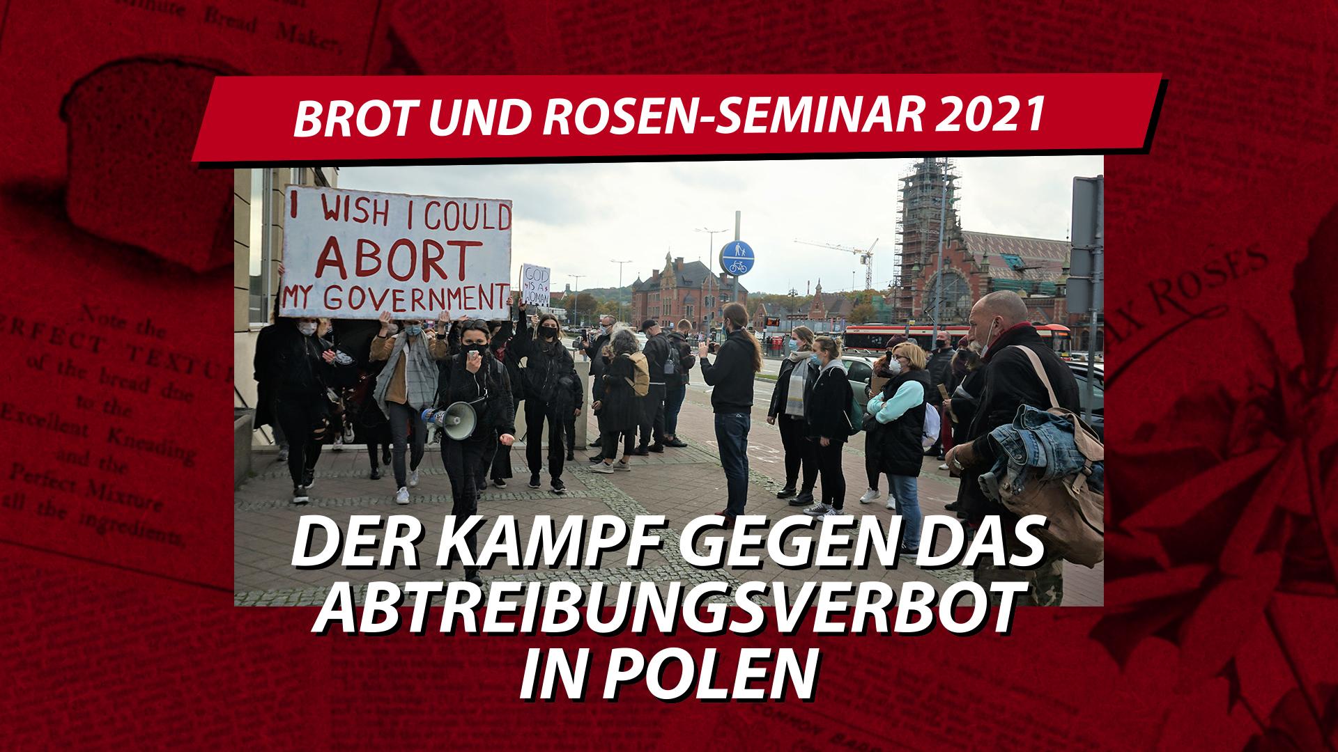[VIDEO] [Englisch] Polen: Der Kampf gegen das Abtreibungsverbot