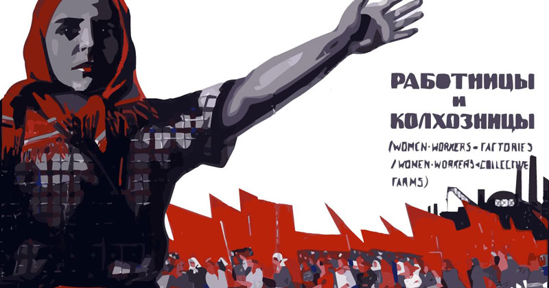 [VIDEO] Die Russische Revolution und Frauenbefreiung
