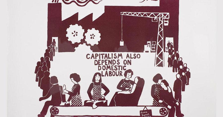 domestic labour capitalism