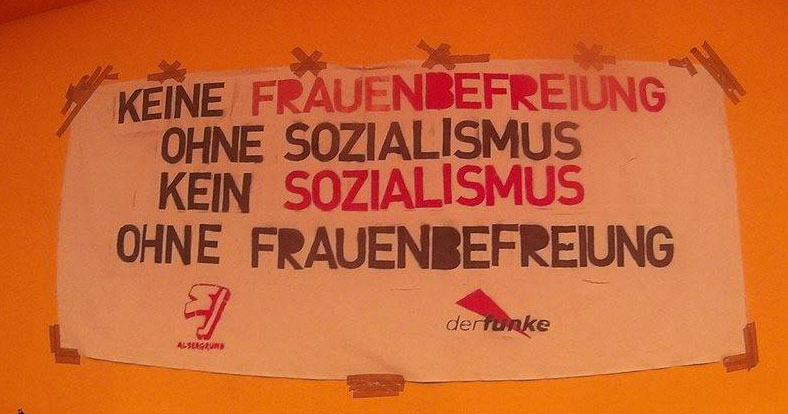keine frauenbefreiung ohne sozialismus