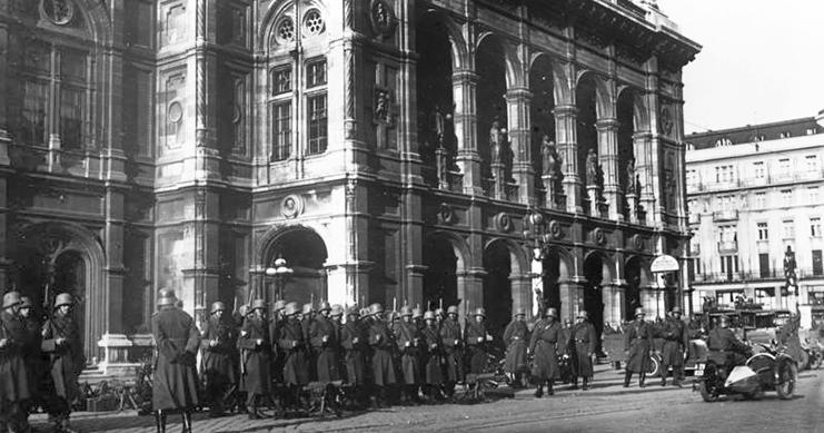 Februarkaempfe Bundesarchiv Bild 102 00329Wien