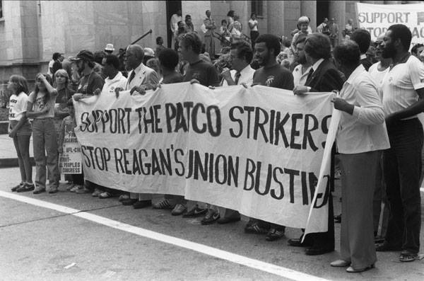 PATCO Strike Georgia State University Library PATCO archivesjpg
