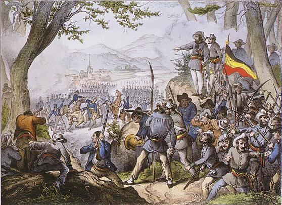 Schlacht bei Kandern 1848