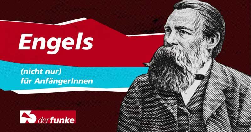 [PODCAST] Friedrich Engels (nicht nur) für AnfängerInnen